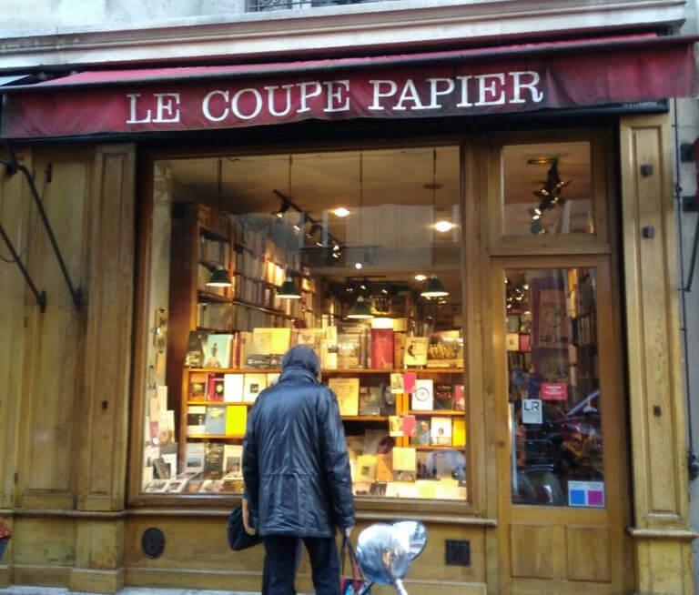 Paris Librairies - Portail des librairies de Paris