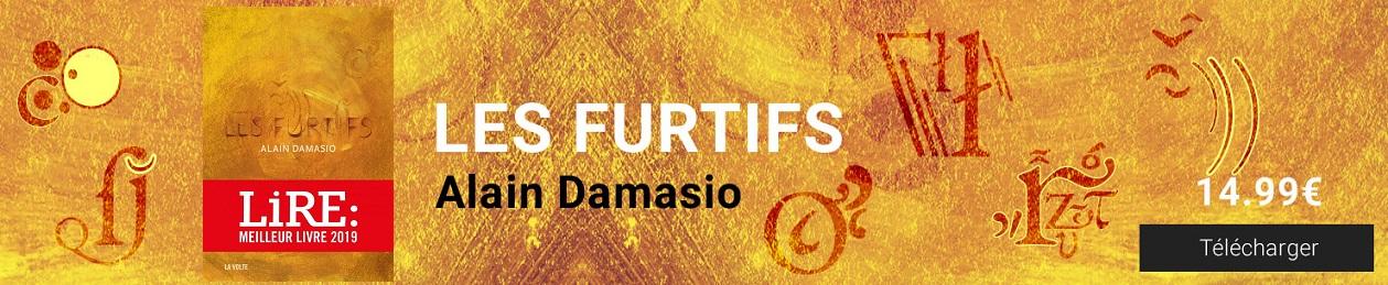 Damasio Les Furtifs Lire Meilleur livre de l'année