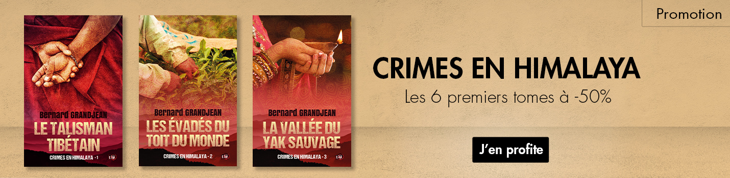 Crimes en Himalaya à 2,99€