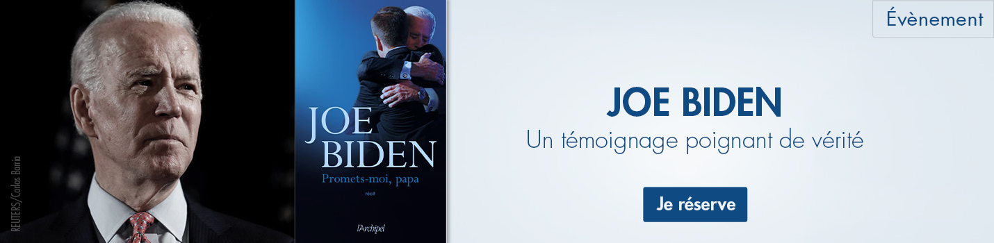 Evènement : Jo Biden