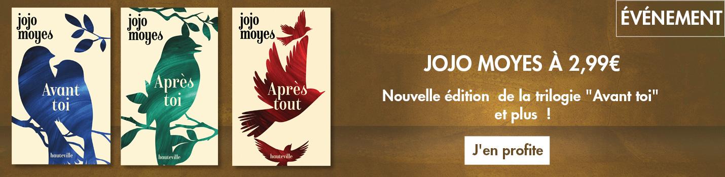 Opé Jojo Moyes !