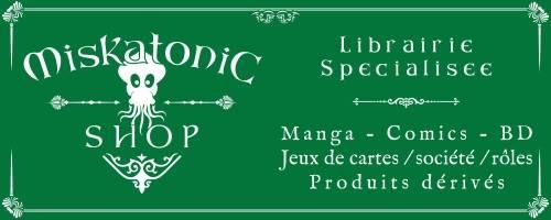 Librairie Miskatonic