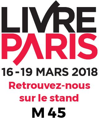 Place des Libraires Livre Paris 2018 Salon du Livre