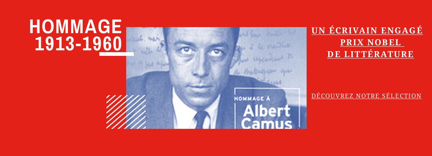 Hommage à Albert Camus