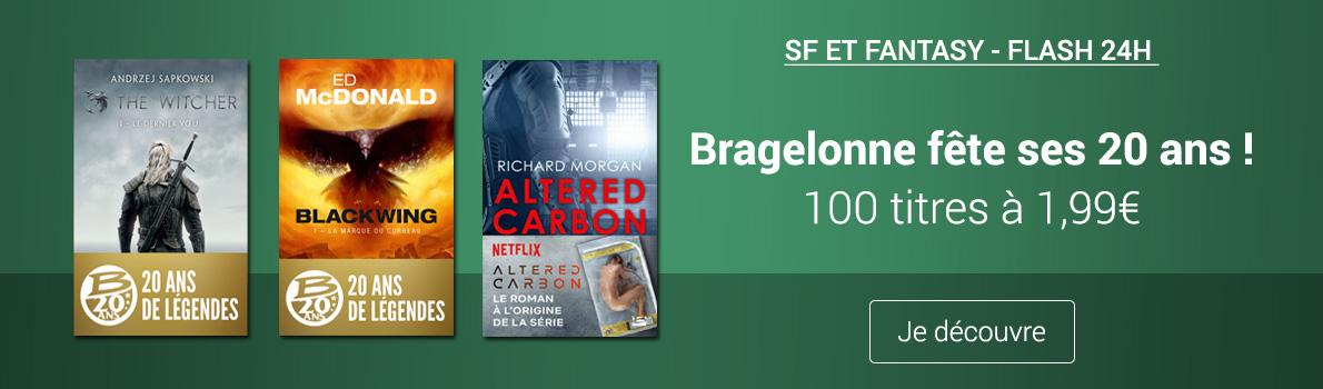 SF et Fantasy Bragelonne