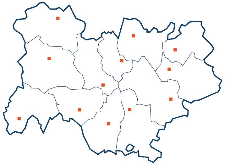 carte région Auvergne-Rhône-Alpes